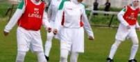 پوشش جدید دختران فوتبالیست ایران!