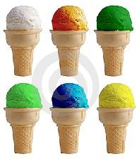 بستنی چه ویتامین هایی دارد؟