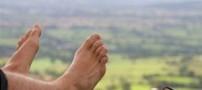 چگونه پاهای شادی داشته باشیم؟