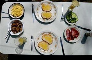 نکاتی درباره مصرف غلات در صبحانه