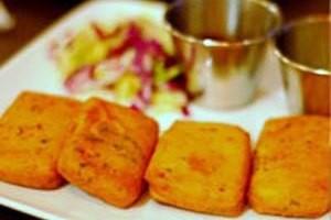 طرز تهیه غذای هندی؛ پاكورای پنیر
