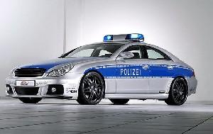 پلیسی که خودش را جریمه کرد !!