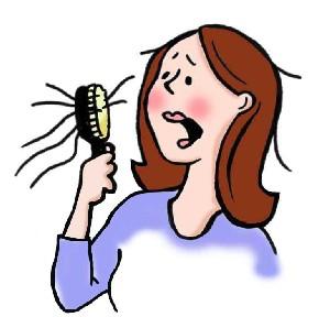ویتامین و املاح برای جلوگیری از ریزش مو