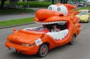 خودروهای ضد مرگ !!