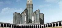 راه اندازی بزرگترین ساعت دنیا در مکه