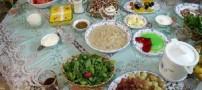 برنامه غذایی روزه داران در ماه مبارك رمضان