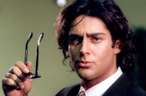 محمدرضا گلزار با مدل موهای ایرانی چه شکلی میشود؟!