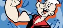 تاثیر یک شخصیت کارتونی بر گیاهخواری کودکان
