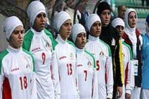 بازتاب موفقیت دختران ایرانی در سایت فیفا