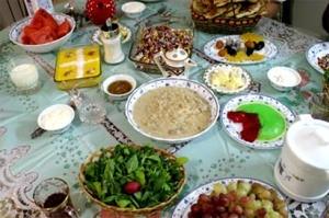 ده توصیه غذایی برای ماه رمضان