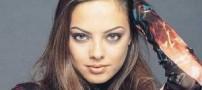 آواز خوانی خواننده زن ترکیهای در کرج!!