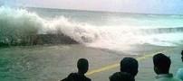 احتمال وقوع سونامی در سواحل جنوبی ایران