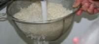 برنج را آبکش بکنیم یا نکنیم ؟