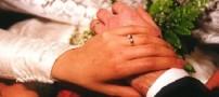 چرا حلقه ازدواج باید در انگشت دوم قرار گیرد؟
