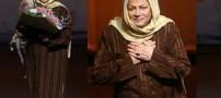 مهین شهابی بازیگر پیشکسوت سینما در گذشت