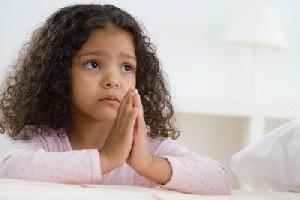 زیباترین دعاهای كودكانه
