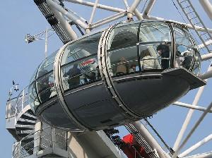 عکس های بلندترین و بزرگترین چرخ و فلک جهان