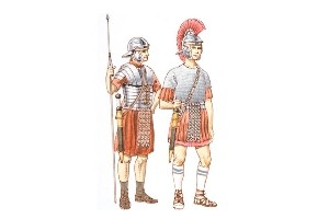 رومیها همراه صندل جوراب میپوشیدند؟