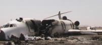 جزییات سانحه توپولف كیش ایر در مشهد