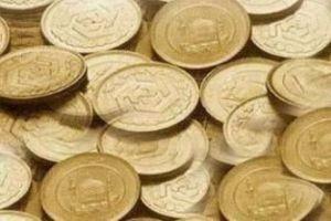 قیمت سکه طلا باز اوج گرفت