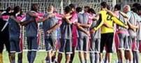 اعلام ترکیب تیم ملی ایران
