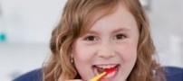 مادران عامل پوسیدگی دندانی کودکان خود!!