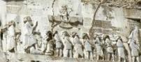 بیستون مشهورترین کتیبه میخی جهان