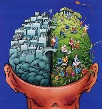 آیا میدانید مغز هم حرف می زند؟!