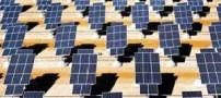 ابداع سلولهای خورشیدی که خود را میسازند
