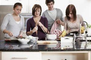 بهترین ظروف برای پخت غذا