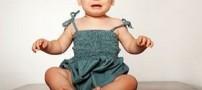 وقتی نوزاد شما بی دلیل گریه می کند!!