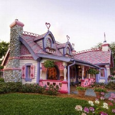 عكس هایی از خانه های زیبا و رویایی