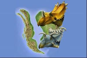 کشف دایناسوری با 15 شاخ