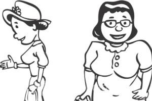 تفاوت مغز افراد چاق و لاغر !!