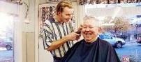 آرایشگری شادترین شغل جهان!