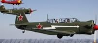 هواپیماهای نظامی چین برفراز آسمان ایران