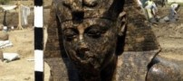 مجسمه آمن هوتپ سوم در مصر کشف شد