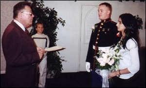 شاهزاده ای که عاشق سرباز امریکایی شد !!