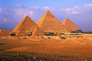 اهرام مصر چگونه ساخته شده است؟!