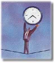 ده مرحله برای مدیریت زمان