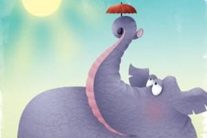 فیلی که میتواند حرف بزند !!