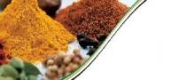 افزایش طول عمر با ادویههای آسیایی