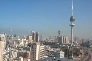 دستمال کاغذی با طرح پرچم ایران در کویت !!