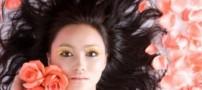 چگونه ترکهای پوستی را با آرایش محو کنیم؟