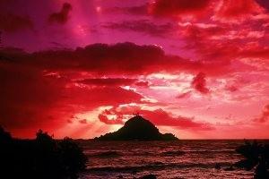 عکسی از زیبا ترین طلوع خورشید در زمین تا کنون