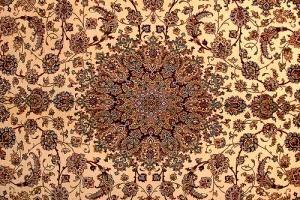 فرش ایرانی؛ نماد زندگی ایرانی