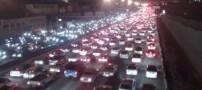 محدودیتهای ترافیکی تعطیلات پایان هفته در کشور