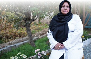 زنی ایرانی که از 9سالگی معتاد بود!