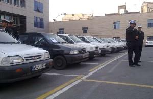 توقیف خودرویی با هفت میلیون تومان جریمه !!