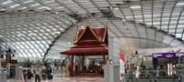 حادثه بسیار عجیب در فرودگاه قاهره
